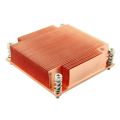 Inter-Tech G-129 Hardware koeling - Koper