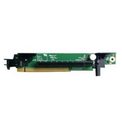 Dell interfaceadapter: Riser Card 2A,1x16,R640 - Zwart, Groen