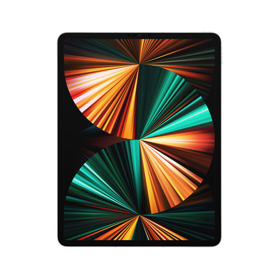 Apple iPad Pro 12.9-inch (2021) Wi-Fi + Cellular 256GB Silver Tablet - Zilver