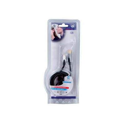 Hq USB kabel: USB-A/mini USB-B, 1.8m