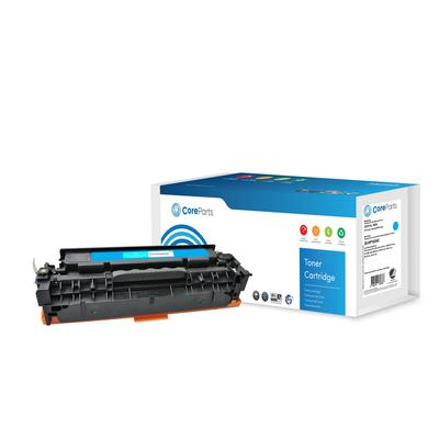 CoreParts QI-HP1024C Toner - Cyaan