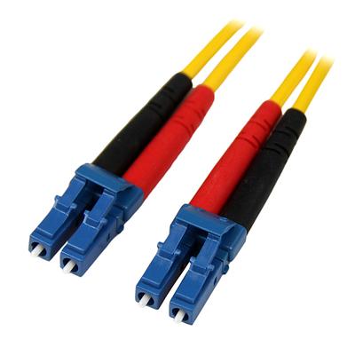 StarTech.com 4m LC/LC SM Fiber optic kabel