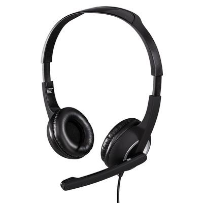 Hama Essential HS 300 Headset - Grijs