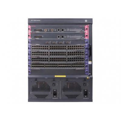 Hewlett Packard Enterprise FlexNetwork 7506 Switch - Zwart