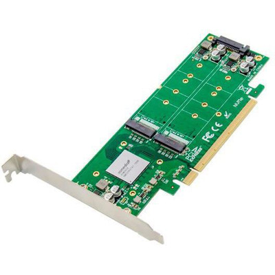 Microconnect MC-PCIE-ASM2824-X4 Interfaceadapter