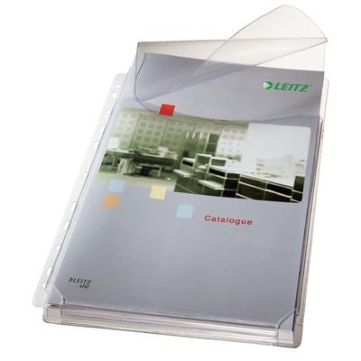Leitz A4, 236 x 307 mm, PVC Showtas - Transparant