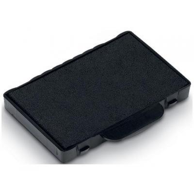 Colop stempel inkt: Inktkussen E/4460 zwart/pak 2
