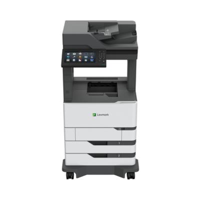 Lexmark MX822ade Multifunctional - Zwart,Wit