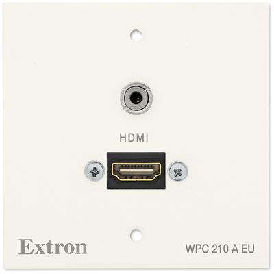 Extron WPC 210 A EU Wandcontactdoos - Wit