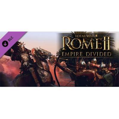 Sega : Total War - Rome II - Empire Divided