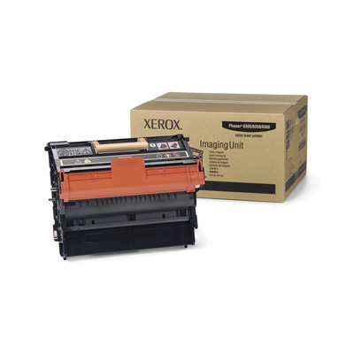 Xerox drum: Imaging Unit, Phaser 6300/6350/6360 - Zwart