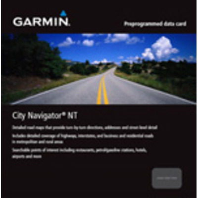 Garmin : City Navigator Europe NT