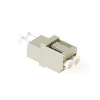 Advanced cable technology fiber optic adapter: LC/LC
