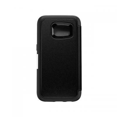 OtterBox Strada Samsung Galaxy S7 Edge Phantom Black Mobile phone case - Blauw