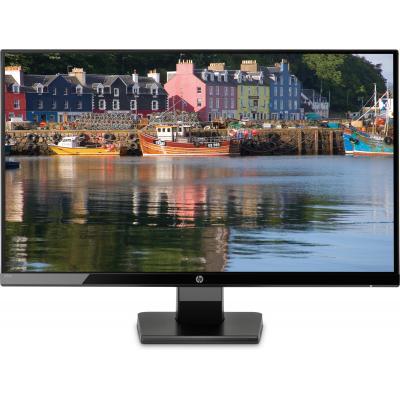 "HP 27w 27"" Full HD IPS Monitor - Zwart"
