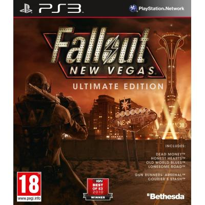 Msl game: Fallout, New Vegas (Ultimate Edition) (Essentials)  PS3