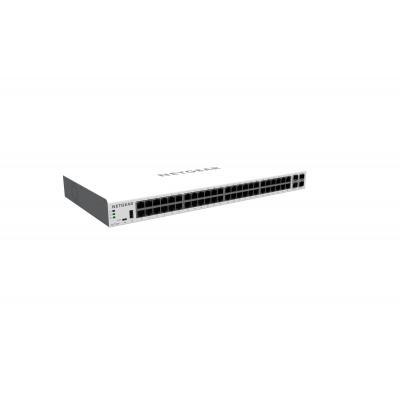 Netgear switch: GC752X - Grijs