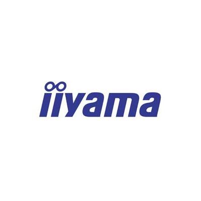 "Iiyama touchscreen monitor: ProLite 15"" 5-wire resistive touchscreen - Zwart"