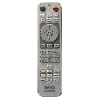 Benq Remote for DX808ST, DX825ST, MH733, MW732, MW809ST, MW826ST, MX731, MX808ST, MX825ST Afstandsbediening - .....