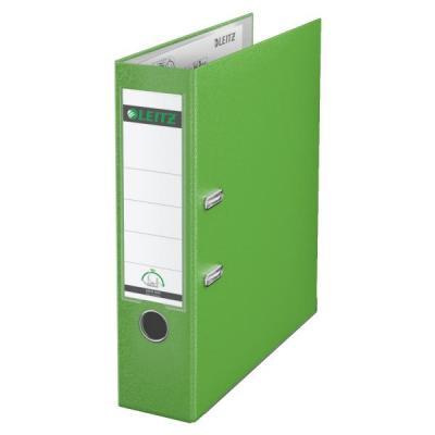 Leitz 180° Lever Arch File Plastic Ringband - Groen