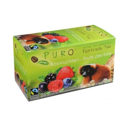 Puro thee: Fairtrade Forest Fruit