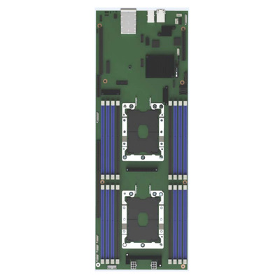 Intel S2600BPS Server/werkstation moederbord