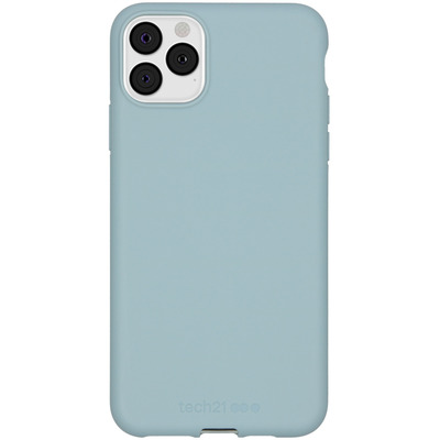 Antimicrobial Backcover iPhone 11 Pro Max - Pewter - Grijs / Grey Mobile phone case
