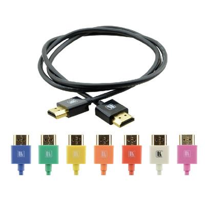 Kramer Electronics 0.3m HDMI m/m HDMI kabel