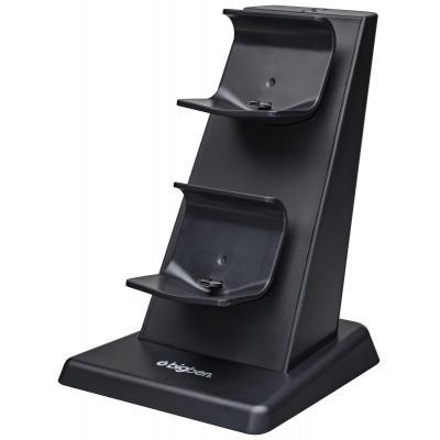 Bigben interactive spel accessoire: PS4 oplaadstation voor 4 PlayStation 4 controllers - Zwart
