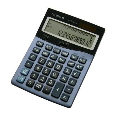 Olympia LCD 4312 Calculator