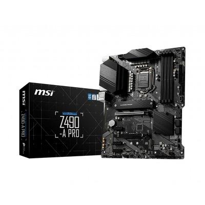 MSI Z490-A PRO Moederbord