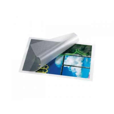 Staples laminatorhoes: Lamineerhoes SPLS 75x105 2x125 Glos/Pk25