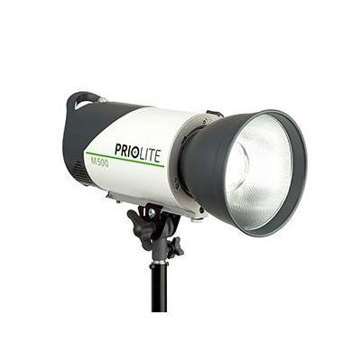 Priolite fotostudie-flits eenheid: M500 - Zwart, Groen, Wit
