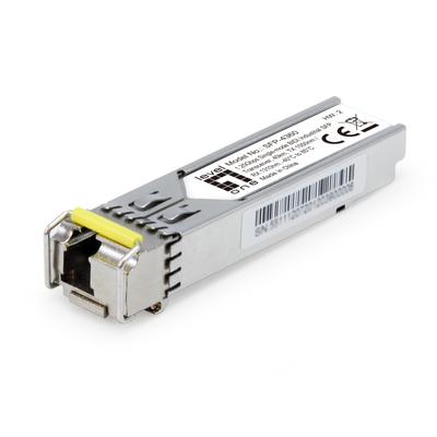 LevelOne SFP-4360 Netwerk tranceiver module - Zilver