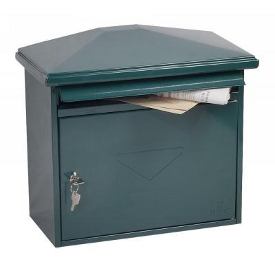Phoenix 352 x 392 x 205 mm, Key Lock, 4.5 kg, Green