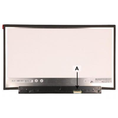 2-power notebook reserve-onderdeel: 13.3 1920x1080 WUXGA HD Matte (300mm) Screen - replaces M133NWF4