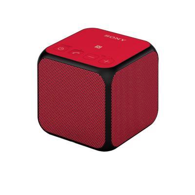 Sony draagbare luidspreker: SRS-X11 - Rood