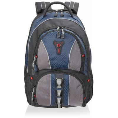 """Wenger/swissgear laptoptas: Backpack COBALT 16"""" for Laptop, Blue - Zwart, Blauw, Grijs"""