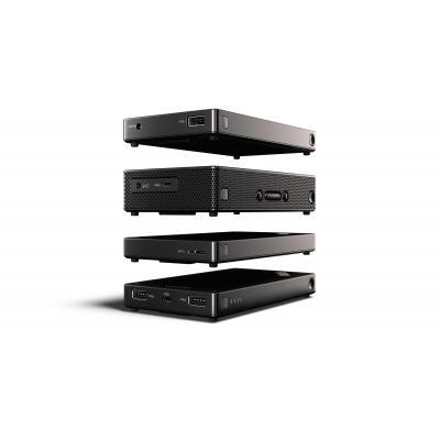 Lenovo laptop accessoire: ThinkPad Stack Professional kit - Zwart
