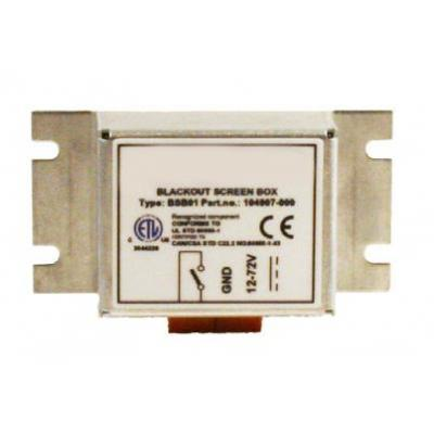 Honeywell Screen Blanking Switch Box switch - Roestvrijstaal
