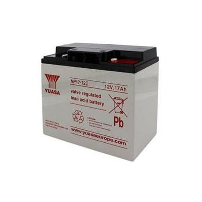 2-power UPS batterij: 17Ah, 12V, 6.1kg