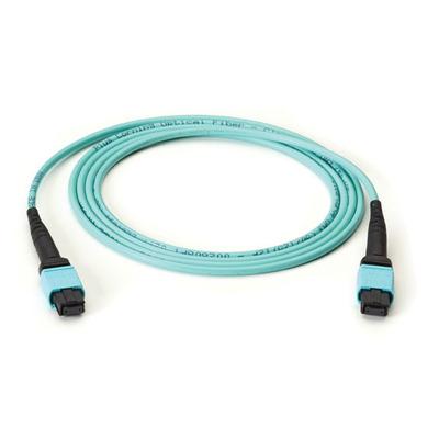 Black Box 1m MTP MPO-Style Fiber optic kabel