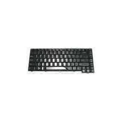 Acer toetsenbord: Keyboard UK - Zwart, QWERTY