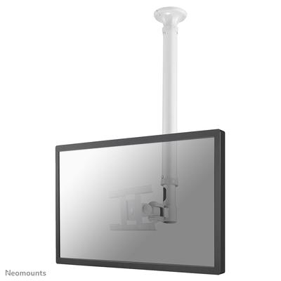 Neomounts by Newstar monitor plafondsteun TV standaard - Wit