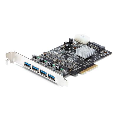 StarTech.com PEXUSB314A2V interfacekaarten/-adapters