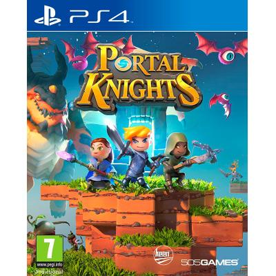 505 games game: Portal Knights  PS4