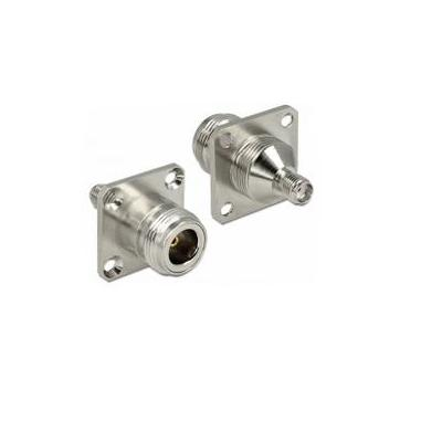 Delock coaxconnector: N to SMA, 50 Ohm