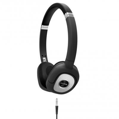 Koss koptelefoon: SP330 - Zwart, Zilver