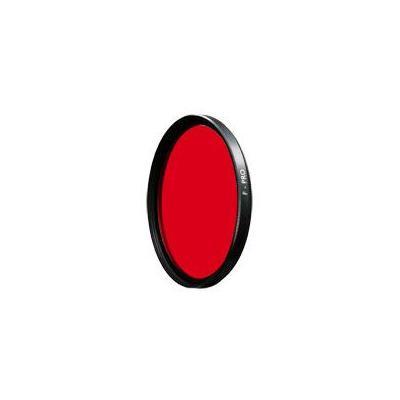 B+W 77E LIGHT RED MRC (090M) Camera filter