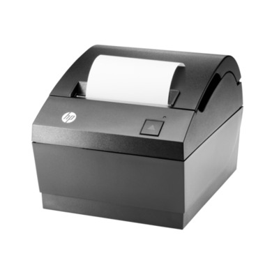 Hp pos bonprinter: LAN Thermal Receipt Printer - Koolstof